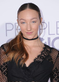 Ava Cota Photo - 18 January 2017 - Los Angeles California - Ava Cota 2017 Peoples Choice Awards held at the Microsoft Theater Photo Credit Birdie ThompsonAdMedia