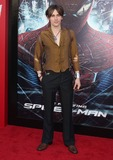 Spiderman,Reeve Carney,Spider Man,Spider-Man Photo - The Amazing Spider-Man Los Angeles Premiere