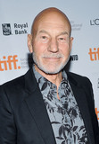 Patrick Stewart Photo - 10 September 2015 - Toronto Ontario Canada - Patrick Stewart 2015 Toronto International Film Festival - Green Room And The Chickening Premieres held at Ryerson Theatre Photo Credit Brent PerniacAdMedia