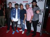 Backstreet  Boys,Backstreet Boys Photo - Backstreet Boys at Sugar Factory at Fashion Show Las Vegas