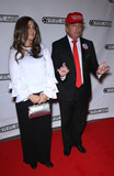 Photo - 20 February 2017 - Las Vegas NV -  Dorothy Davidson as Melania Trump Kevin Hartman as Donald Trump  Red Carpet Arrivals for 23rd Production of The Reel Awards Presented by International Celebrity Images at The Golden Nugget Hotel and Casino  Photo Credit MJTAdMedia