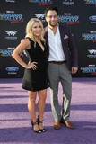 Emily Osment,Jonathan Sadowski Photo - Premiere Of Disney And Marvels Guardians Of The Galaxy Vol 2 - Arrivals