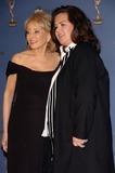 Rosie O'Donnell,Barbara Walters Photo - The 33rd Annual Daytime Emmy Awards Press Room