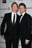 Neil Patrick Harris,Elton John,David Burtka Photo - 20th Annual Elton John AIDS Foundation Academy Awards Party