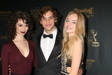Photo - Paige Searcy James Lastovic Olivia Keeganat the 43rd Daytime Emmy Creative Awards Press Room Westin Bonaventure Hotel Los Angeles CA 04-29-16