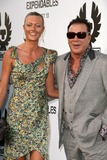 Mickey Rourke Photo - The Expendables Film Screening