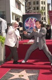 Johnny Grant,Jackie Chan Photo - Jackie Chan Star on the Walk of Fame