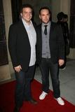 MICHAEL LUCAS Photo - Michael De Luca and Dana Brunettiat  The Social Network Blu-Ray and DVD Launch Spago Beverly Hills CA 01-06-11