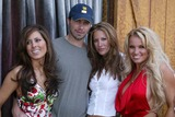 Tina Jordan,Kerri Kasem,Brody Hutzler Photo - Two Chicks and a Bunny at the Saddle Ranch