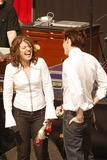 Kelly Clarkson,Clay Aiken,Ryan Seacrest Photo - Clay Aiken and Kelly Clarkson On Air With Ryan Seacrest