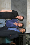 Kristoff St. John,Christian LeBlanc,Ricky Paull Goldin Photo - CBS TCA Party - Summer Press Tour