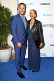 Photo - LOS ANGELES - MAR 21  DeVon Franklin Meagan Good at the Generosityorg Fundraiser For World Water Day at the Montage Hotel on March 21 2017 in Beverly Hills CA