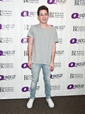 Photos From Charlie Puth Visits Q102