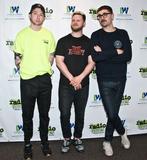 Photos From alt-J Visit Radio 1045