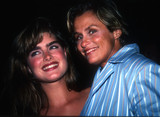 Lauren Hutton,Brooke Shields Photo - Adam Scull Stock - Archival Pictures - PHOTOlink - 104573