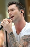 Maroon 5,Adam Levine Photo - Maroon 5 in concert