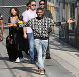 Photos From Usher arrives at