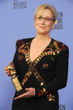 Photos From The 74th Annual Golden Globe Awards Press Room
