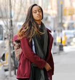 Photos From Malia Obama sighting in New York City