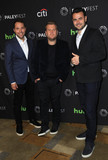 Photo - Photo by gotpapstarmaxinccomSTAR MAX2017ALL RIGHTS RESERVEDTelephoneFax (212) 995-119632217Rob Crabbe James Corden and Ben Winston at The Paley Center For Medias 34th Annual PaleyFest Los Angeles - An Evening of Laughs with James Corden and The Late Late Show(Hollywood CA)