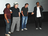 Gary Graham,Herb Jefferson,Tim Russ Photo - A Night of Science Fiction Fantasy  Horror in Conjunction with The Burbank Film Festival-Screening of Star Trek of Gods and Men