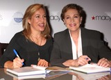 Emma Walton Hamilton Photo - Julie Andrews and Co-authordaughter Emma Walton Hamilton Signing Their New Book Julie Andrews Collection of Poems Songs and Lullabies at Macys Herald Square in New York City on 10-08-2009 Photo by Henry Mcgee-Globe Photos Inc 2009