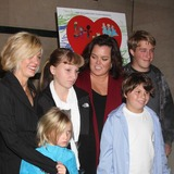 Kelly ODonnell Photo - Rosie ODonnell Kelli kids4902JPGNYC  011910Rosie ODonnell with former partner Kelli ODonnell and their 4 kids Parker ODonnell (14 12 years old) Chelsea ODonnell (12 12) Blake ODonnell (9 years old) and Vivienne ODonnell (7 years old) at a screening of her new HBO documentary A Family Is a Family Is a Family A Rosie ODonnell Celebration at the HBO officesDigital Photo by Adam Nemser-PHOTOlinknet