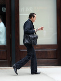 Chazz Palminteri Photo - NY Candids