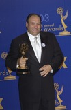 Photo - JAMES GANDOLFINI at the 55th Annual Emmy Awards in Los AngelesSept 21 2003