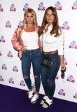 Photo - London UK Billie Faiers and Nellie Sam Faiers and Paul   at The Sky Kids Cafe Launch Party held at The Vinyl Factory Marshall Street London on Sunday 29 May 2016 Ref LMK392-60616-300516Vivienne VincentLandmark Media WWWLMKMEDIACOM