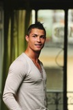Cristiano Ronaldo Photos - Portuguese Football Star Cristiano Ronaldo Posted Photos of His New Commercial at His Twitter in Portugal 09-19-2010 Phoot by Cityfiles-Globe Photos Inc