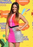 Bethany Mota Photos - Bethany Mota attending the Nickelodeons 28th Annual Kids Choice Awards Held at the Forum in Inglewood California on March 28 2015 Photo by D Long- Globe Photos Inc