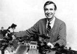 Mr Rogers Photo - Fred Rogers Mister Rogers Neighborhood Photofamily Communications Inc  Globe Photos Inc Fredrogersretro (Mr Rogers)