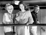 Arthur Hill Photo - Faye Dunaway with Joan Blondell and Arthur Hill in the Champ Supplied by Globe Photos Inc