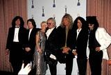 Aerosmith Photo - Sd0112 Rock  Roll Hall of Fame 10th Annual Led Zepplin and Aerosmith Photo Walter Weissman  Globe Photos Inc