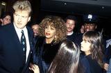 Tina Turner Photo - 1989 Tina Turner with Boyfriend Erwin Bach Photo by John BarrettGlobe Photos