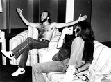 The Bee GEES Photo - The Bee Gees Maurice and Robin Gibb 1979 Bob ShermanGlobe Photos Inc Mauricegibbretro
