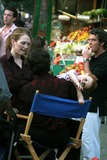 Julianne Moore,Pierce Brosnan,THE SET Photo - Archival Pictures - Globe Photos - 75866