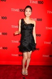 KIM YU-NA,Nas Photo - Times 100 Most Influential People in the World Gala New York City