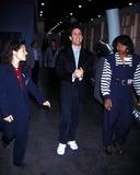 Jerry Seinfeld Photo - 31st Natpe Convention 01-25-1994 Julia Louis-dreyfus and Jerry Seinfeld Photo by John Barrett-Globe Photos