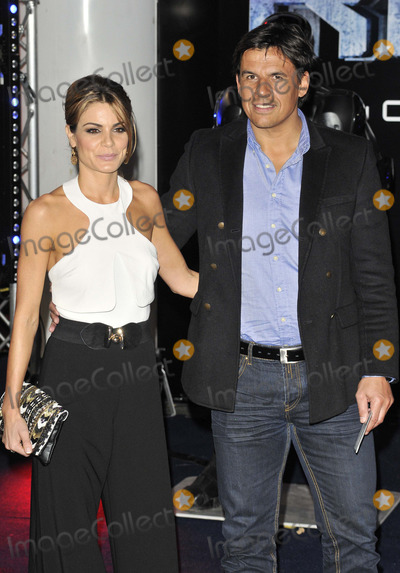 Chris Coleman Photo - LONDON ENGLAND - FEBRUARY 05 Charlotte Jackson  Chris Coleman attend the Robocop world film premiere BFI Imax cinema Charlie Chaplin Walk on Wednesday February 05 2014 in London England UKCredit Capital Picturesface to face- Germany Austria Switzerland and USA rights only -