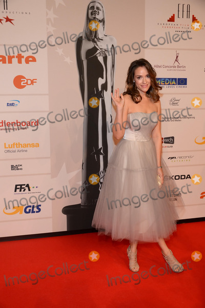 Alicja Bachleda Photo - Alicja Bachleda-Curus (actress Poland)THE 26th EUROPEAN FILM AWARDS 2013 Haus der Berliner Festspiele Berlin (Germany) 7 December 2013Credit E Schroederface to face
