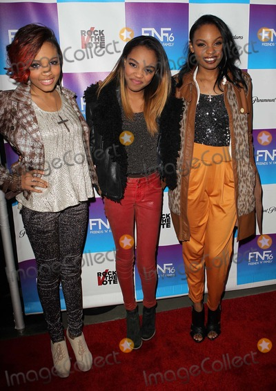 McClain Sisters Photo - 8 February 2013 - Los Angeles California - McClain Sisters Paramount Studios 16th Annual Friends N Family Party Held At Paramount Studios Photo Credit Kevan BrooksAdMedia