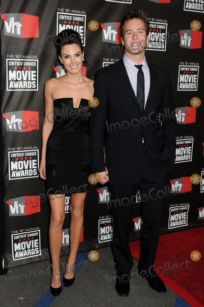 Armie Hammer Photo - 14 January 2011 - Hollywood California - Elizabeth Chambers and Armie Hammer 16th Annual Critics Choice Movie Awards held at the Hollywood Palladium Photo Byron PurvisAdMedia