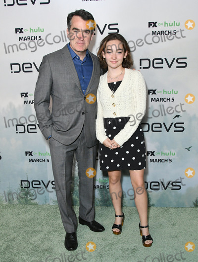 Darcy Photo - 02 March 2020 - Hollywood California - Brian dArcy James Grace James FXs Devs Los Angeles Premiere held at Arclight Hollywood  Photo Credit Birdie ThompsonAdMedia