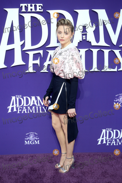 Chloe Grace Moretz Photo - 6 October 2019 - Century City California - Chloe Grace Moretz World Premiere of THE ADDAMS FAMILY held at Westfield Century City AMC Photo Credit FayeSAdMedia