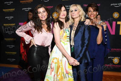 Trace Lysette Photo - 13 September 2019 - Los Angeles California - Trace Lysette Kathryn Hahn Judith Light Alexandra Billings Transparent Musicale Finale  Los Angeles Premiere held at Regal Cinemas LA Live Photo Credit Birdie ThompsonAdMedia