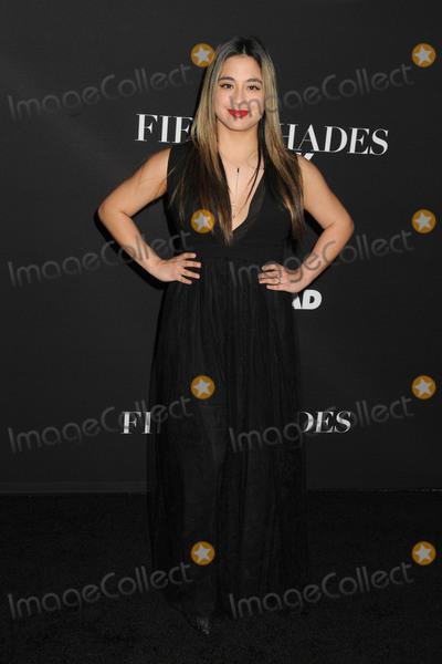 Ally Brooke Photo - 26 January 2016 - Los Angeles California - Ally Brooke Fifty Shades of Black Los Angeles Premiere held at Regal Cinemas LA Live Photo Credit Byron PurvisAdMedia