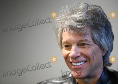 Jon Bon Jovi Photo - 03032020 - Jon Bon Jovi at Abbey Road Studios In London Photo Credit ALPRAdMedia
