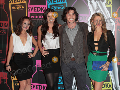 Ali Fedotoswky Photo - 29 March 2012 - Los Angeles California - Ashley Hebert Courtney Robertson Ben Flajnik Ali Fedotoswky The Second Annual Night of a Billion Reality Stars Bash held at the Supperclub Photo Credit James OrkenStarlitepicsAdMedia